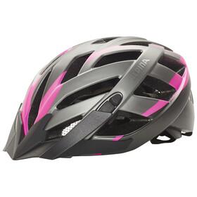Alpina Panoma L.E. casco per bici grigio/rosa